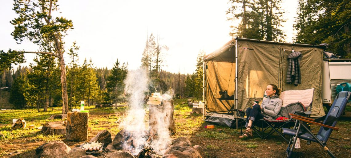 <h1>Do's and Don'ts while camping</h1>